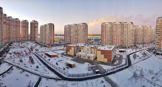 Moskovsky, Moscow