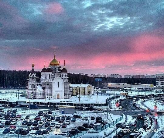 Поселение Внуковское