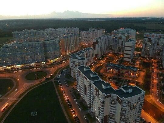 Район Новые Ватутинки
