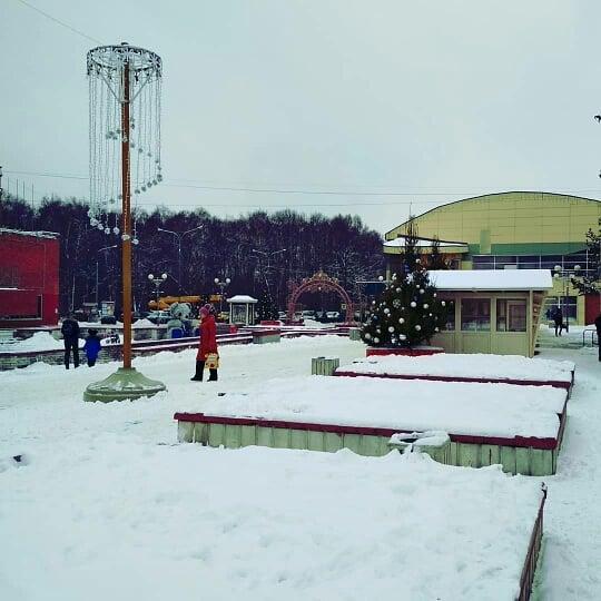 Троицкий административный округ