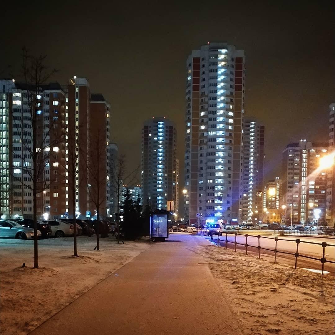 Первый Московский. Город-Парк