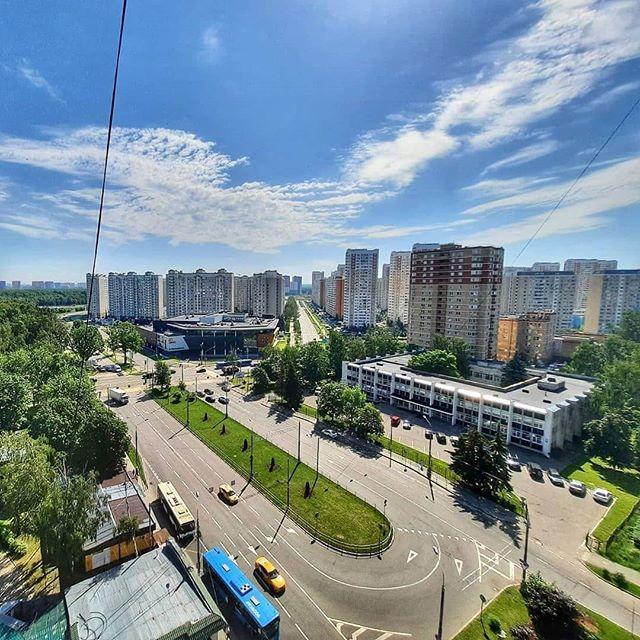 Град Московский