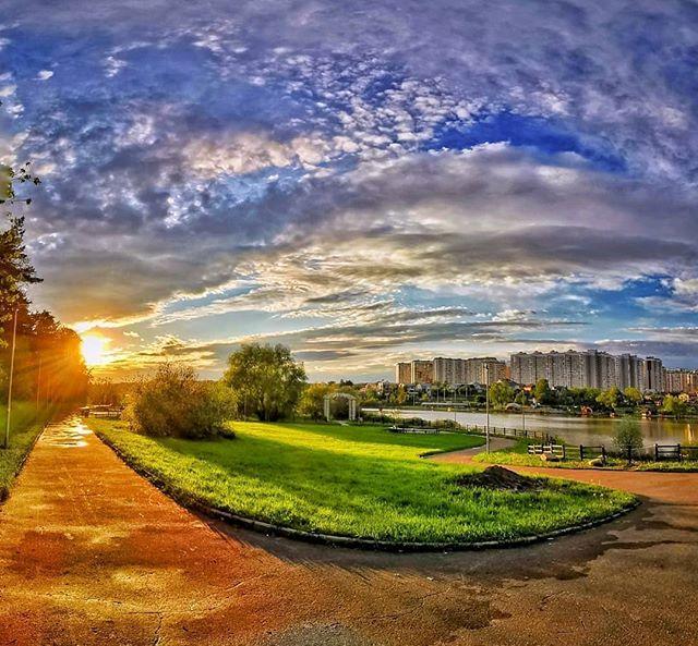 Солнцево Парк